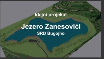 Idejni projekat za jezero Zanesovići