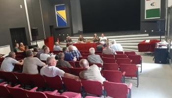 Održana IV redovna Skupština L.U. Radovina