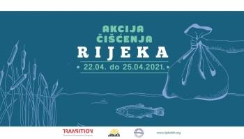 Pridružite se plemenitoj akciji čišćenja od 22. do 25. aprila: Sloboda rijekama