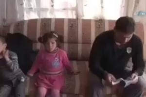 Ovaj prizor je srceparajući, nijedno dijete ne zaslužuje da izgubi majku u ratu.