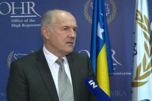 Valentin Inzko nametnuo izmjene zakona kojim se zabranjuje negiranje genocida u BiH