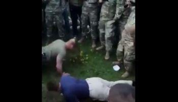 Vojnik OSBiH iz Zenice pobijedio kolegu iz Amerike u sklekovima na Manjači kod Banja Luke