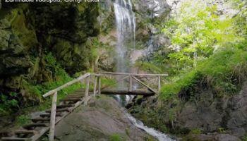 """Ždrimački vodopad – prirodna ljepota iz ugla """"N1 televizije"""""""