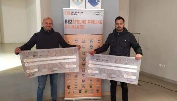 """Radi se o projektima pod nazivom """"Poribljavanje jezera Zanesovići"""" i """" Platforme na jezeru"""""""