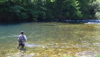 Bugojno:  FLY FISHING općinsko takmičenje